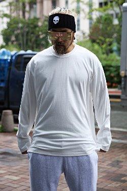 ByTheRベーシックルーズ長袖Tシャツ