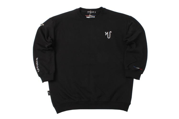 Egonschiele sweatshirt2 [G8SA04U89]