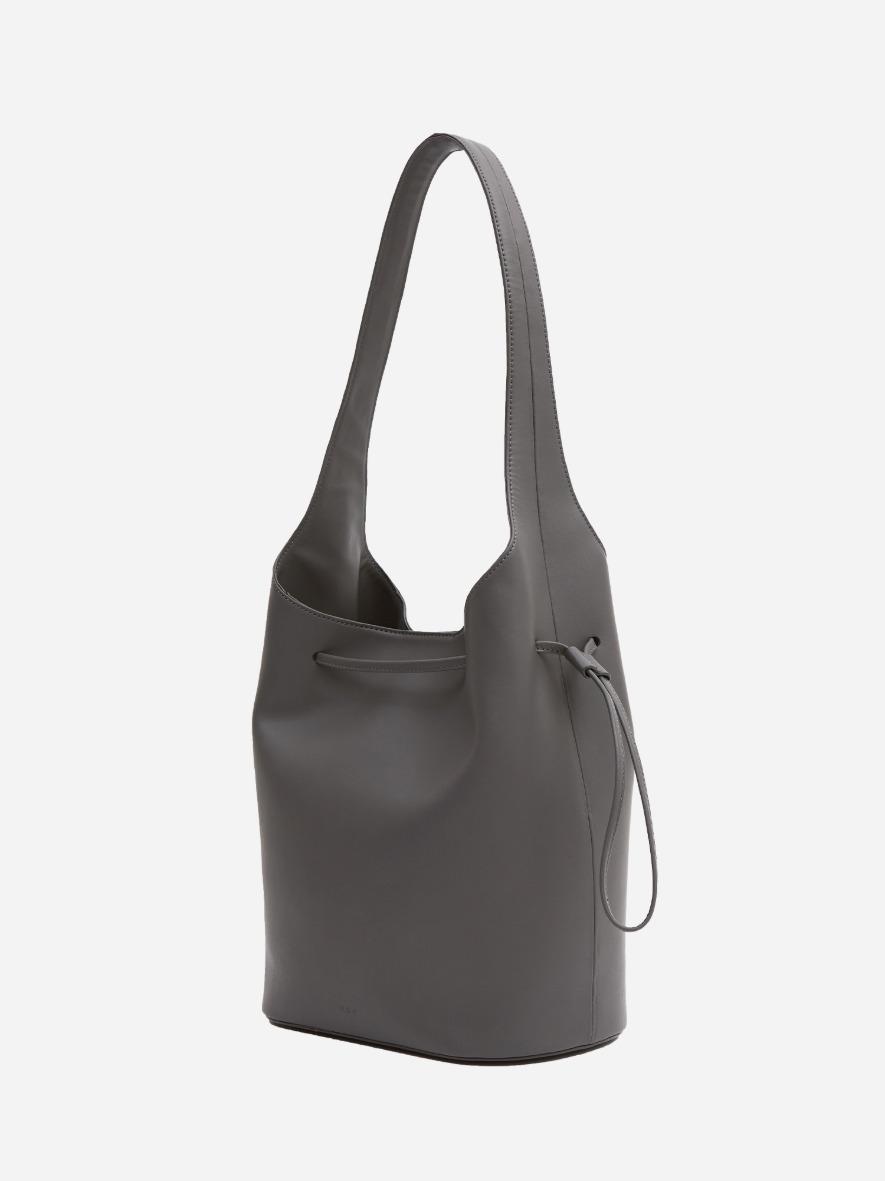 Merlin large Hobo bag Gray