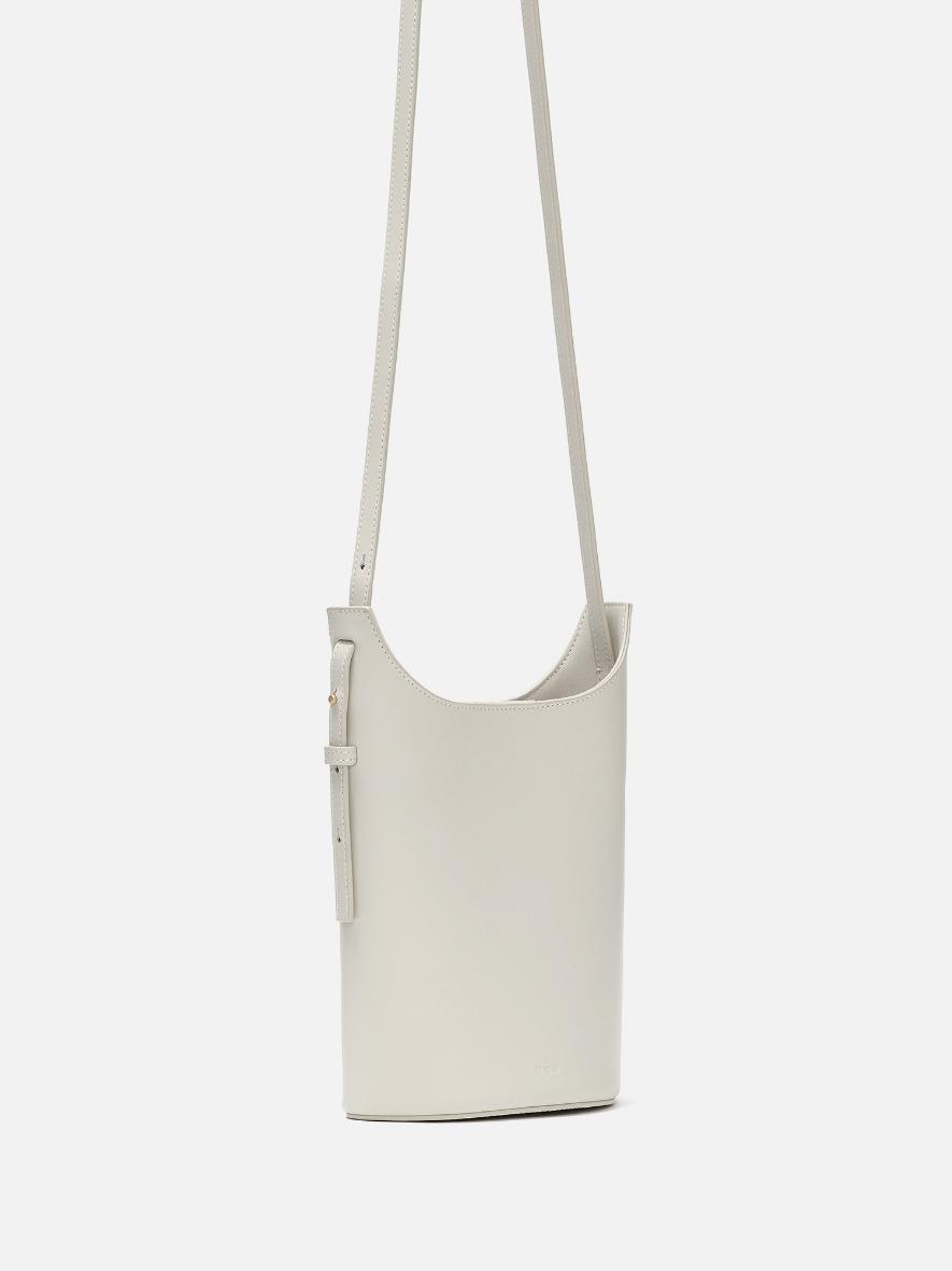 Mini juty crossbody bag Ivory