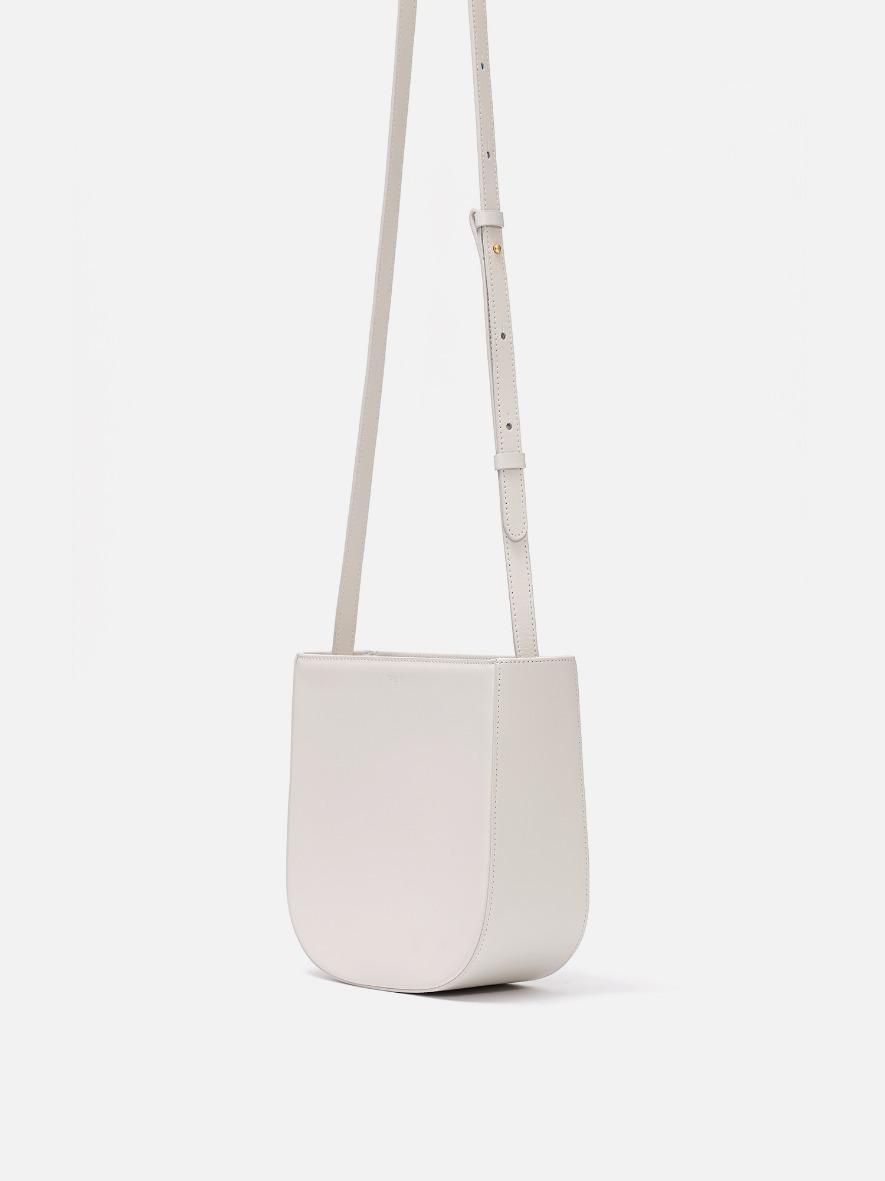 Uline medium crossbody bag Ivory