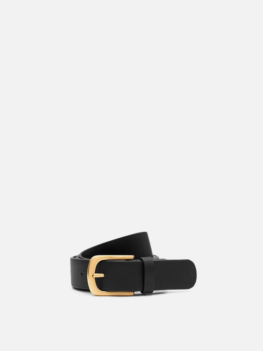 Square Belt Black
