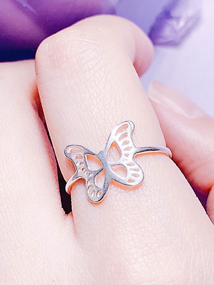 [Silver 925] Na-bi Ring