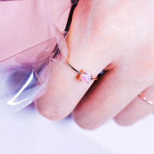 [Silver 925] Eternal Sunshine Ring