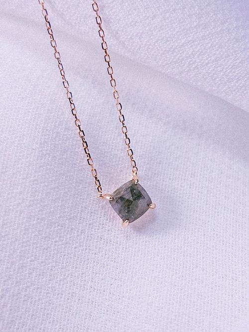 [Silver 925] Labrador Necklace