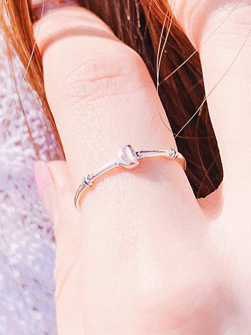 달토끼 Silver Ring