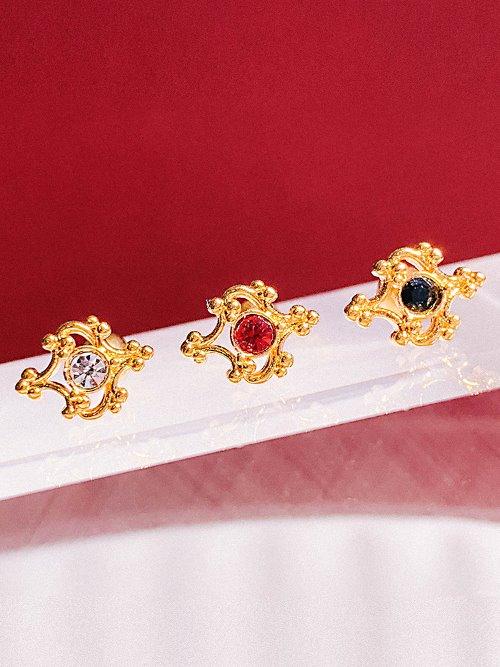 [GOLD] 아르누보 Piercing/Earring
