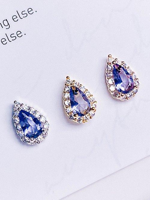 [VIOLET] Luminous Piercing/Earring
