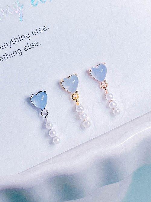 [SKYBLUE] 방울방울 Piercing/Earring
