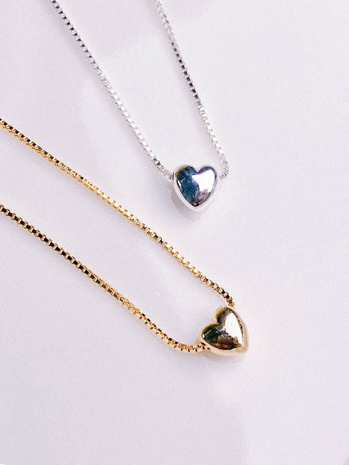 [Silver 925] Gladly Necklace