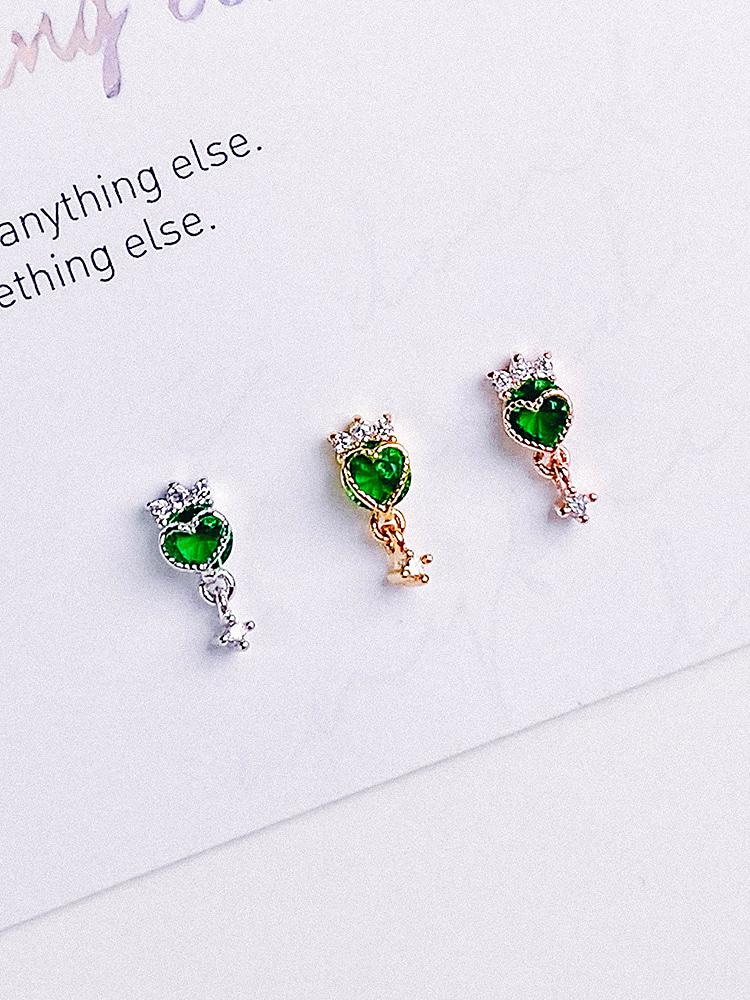 [GREEN] Magic Lamp Piercing/Earring