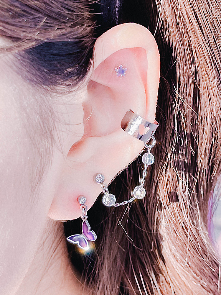 [anything MADE] Time to Love Piercing&Earcuff
