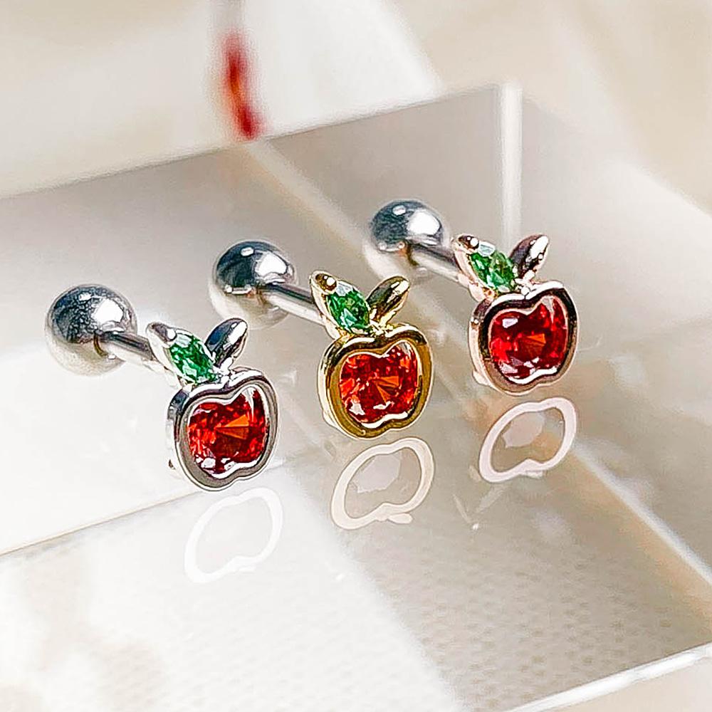 Apple Juice Piercing/Earring