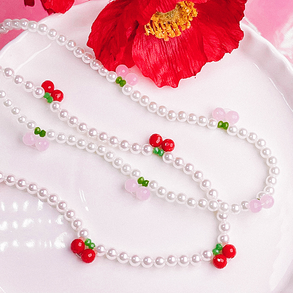 Sweet And Sour Necklace