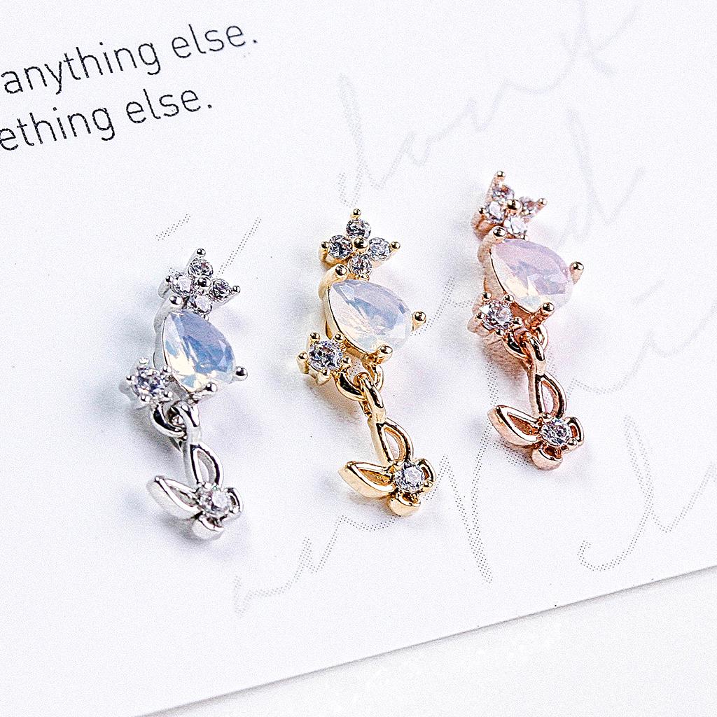 Hyacinth Piercing/Earring