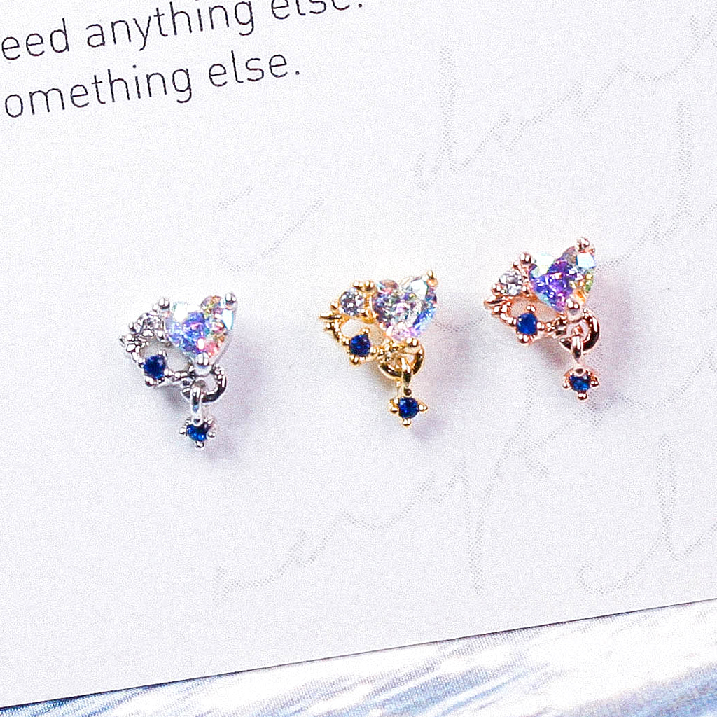 [AB] Happiness Piercing/Earring