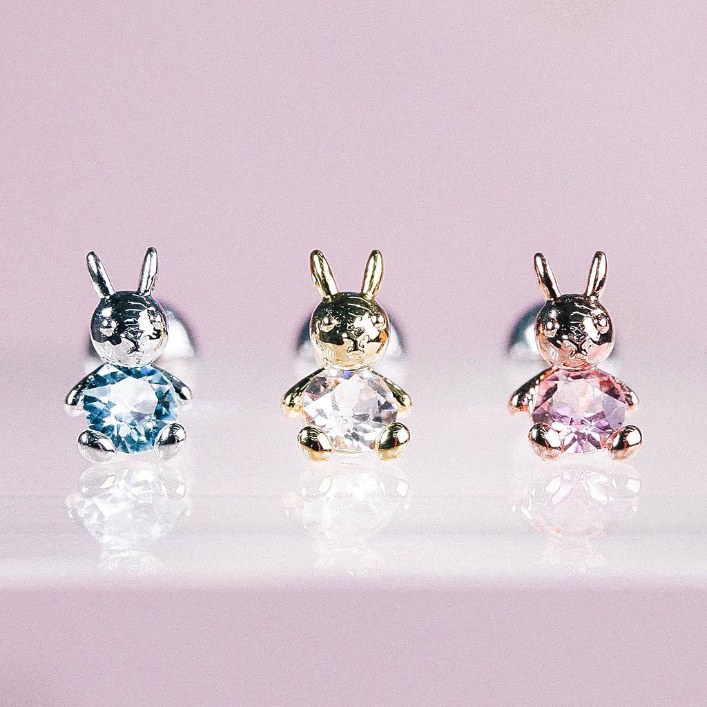 Bunny Piercing/Earring