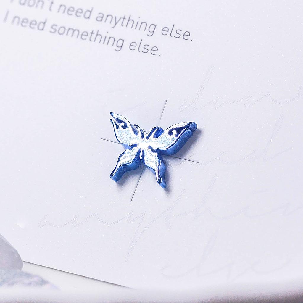[BLUE] Wings Piercing
