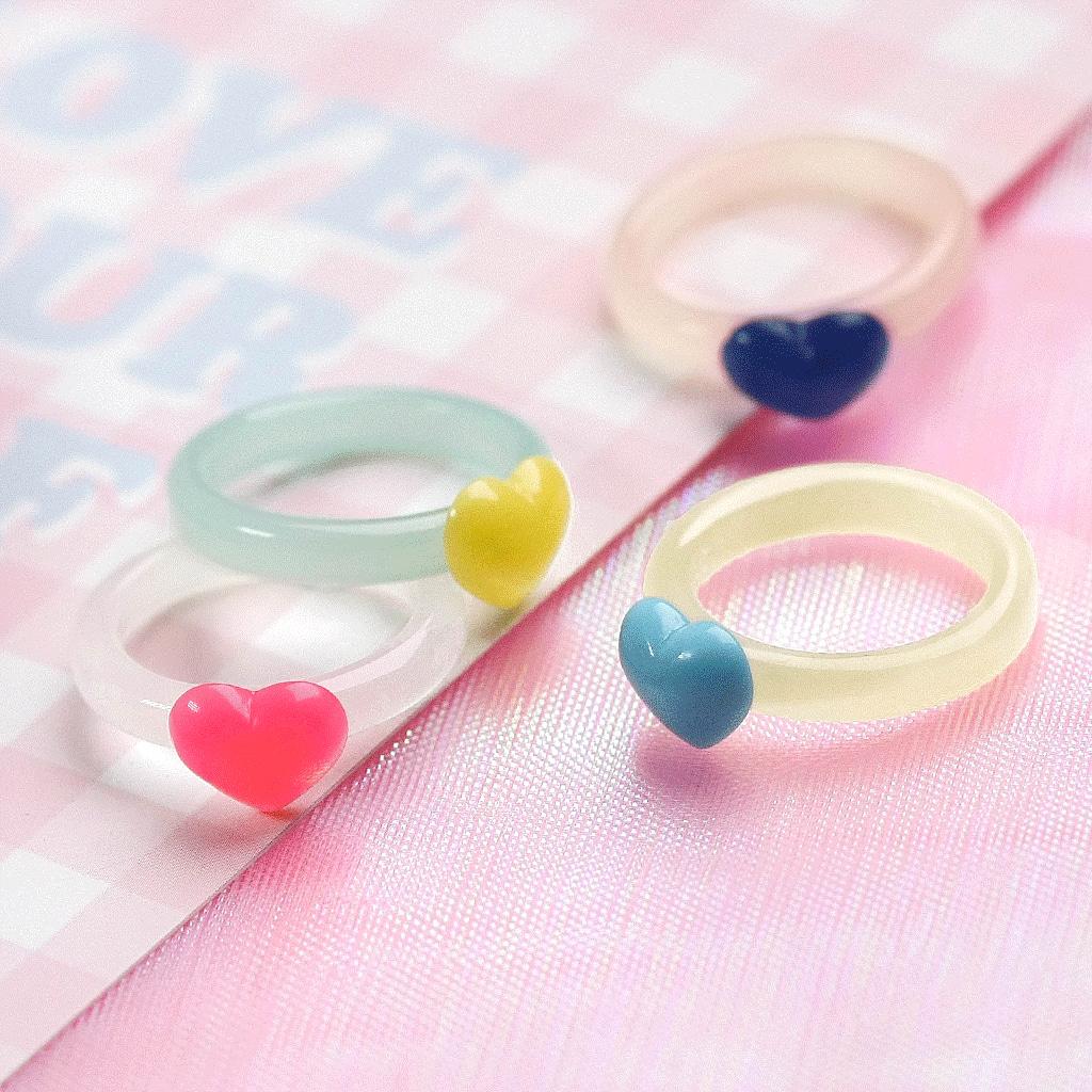Sugar Heart Ring