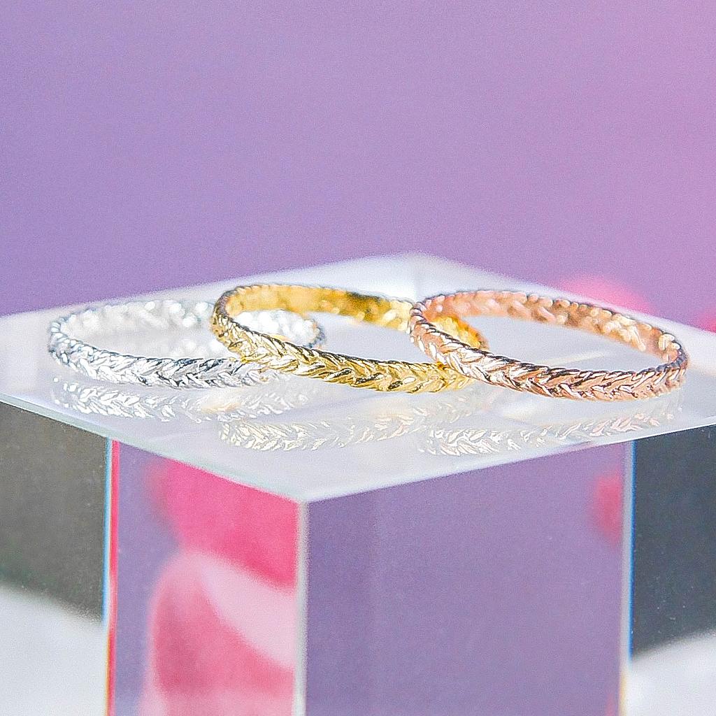 [Silver 925] Laurel Leaf Ring