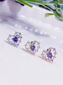 [VIOLET] Palace Piercing/Earring