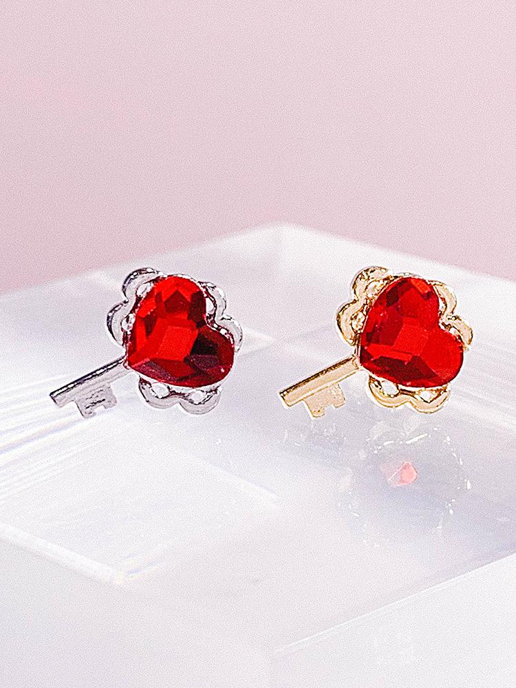[RED] 비밀 열쇠 Piercing/Earring