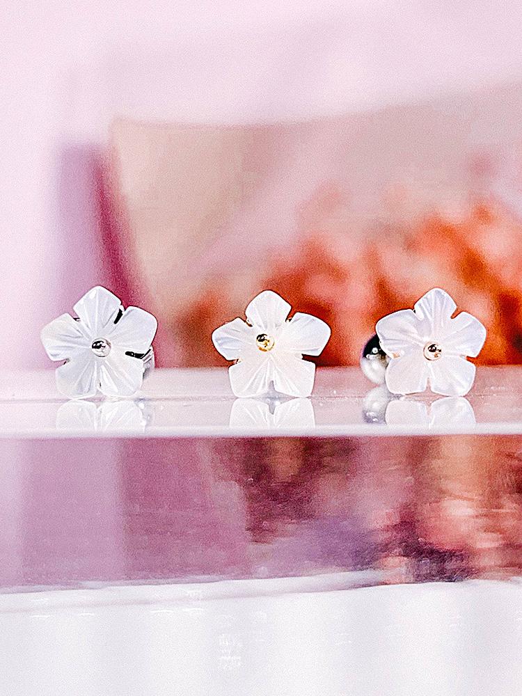벚꽃 Piercing/Earring