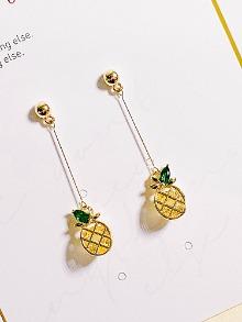 Fruity Earring [Pineapple]