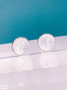 [WHITE] 수채화 Piercing/Earring