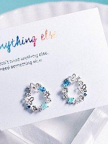 아지랑이 꽃 Earring