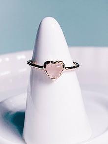 [Silver 925/PINK] Love Adagio Ring