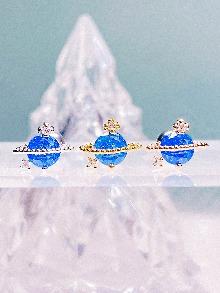 [Prussian BLUE] 해왕성의 고리 Piercing/Earring