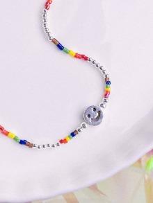 [Silver 925] Smile Necklace