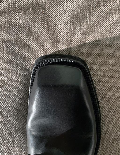 핸드메이드 사각더비 (2color)