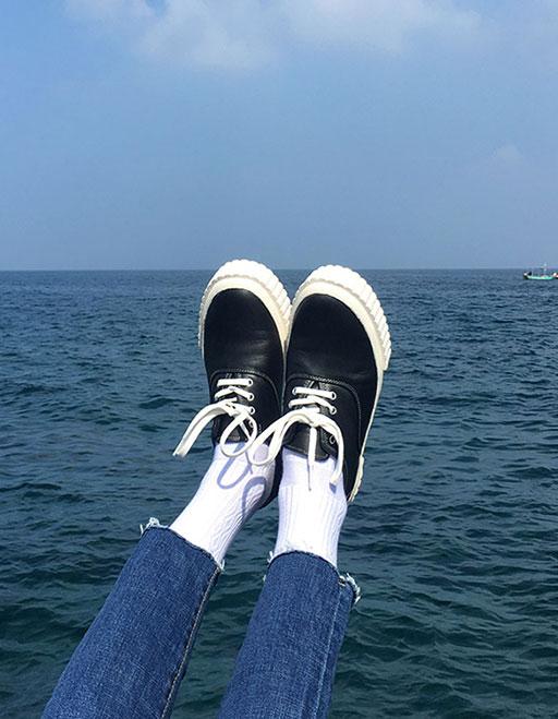 ASCLO White Socks