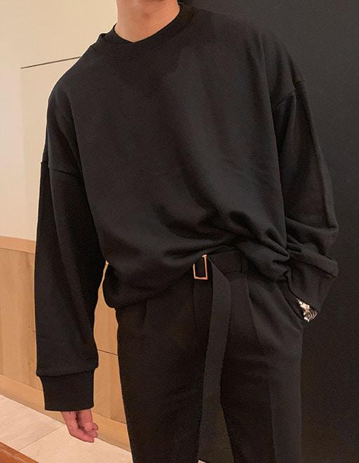 모네 벨트롱와이드 슬랙스 (3color)