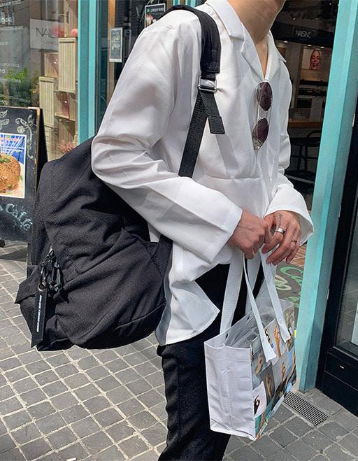 모네 뮬리 레트로셔츠 (3color)