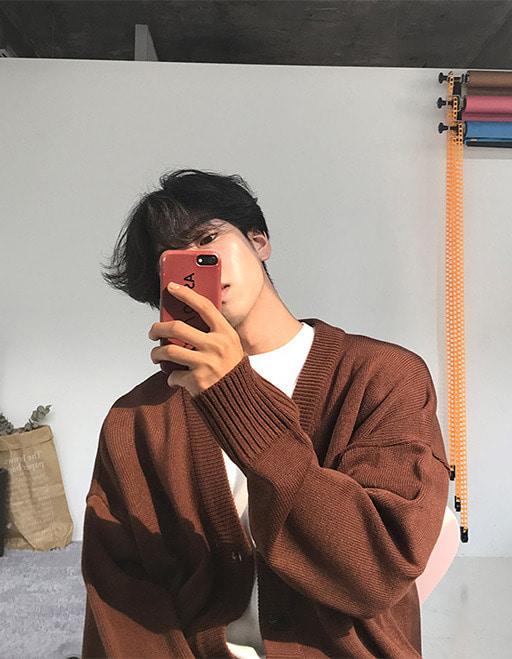 #퍼펙트 더블가디건 (5color)