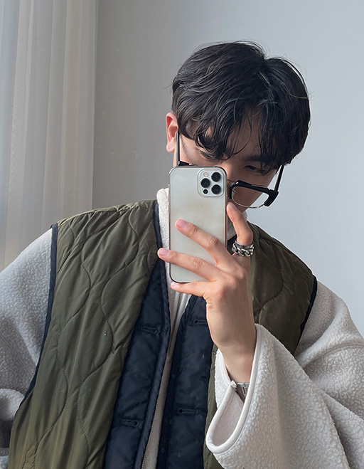 애즈클로 익스클루시브 안경 (2color)