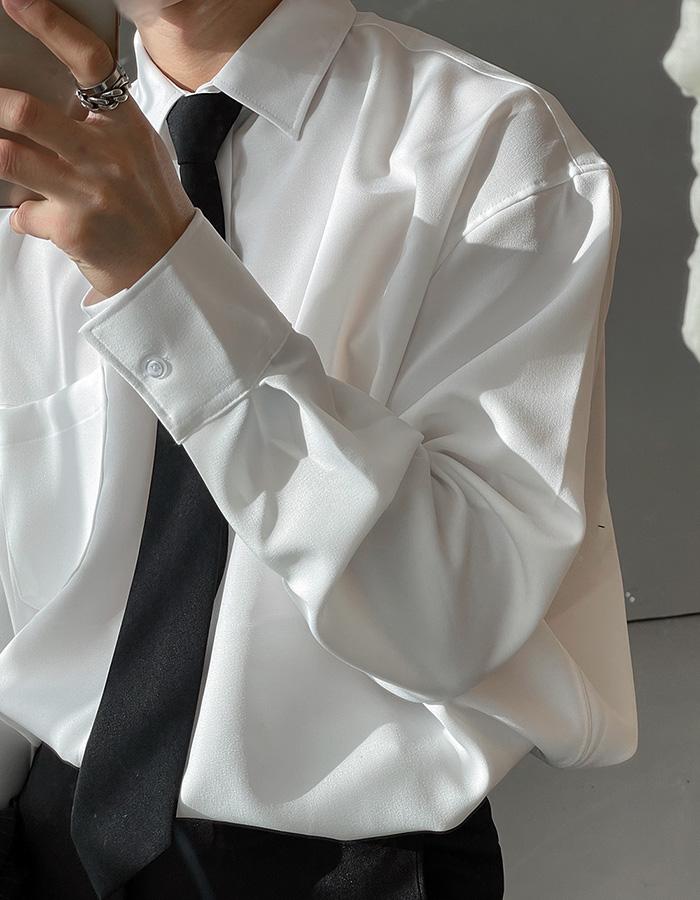 어썸 데일리 오버셔츠 (5color)