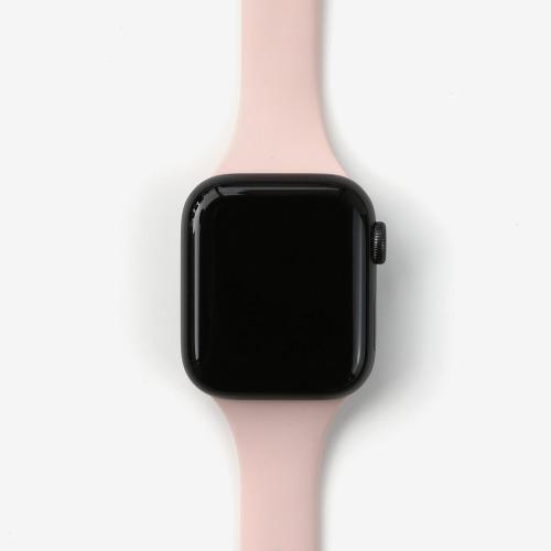 애플워치실리콘슬림스트랩
