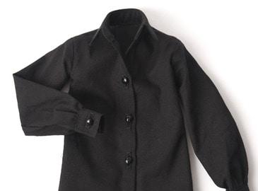 여자 블랙 셔츠