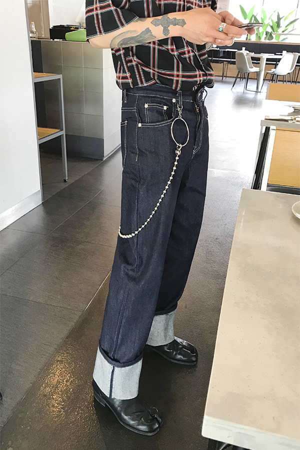 No.5709 selvage over wide PT