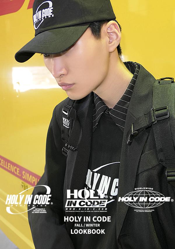 H.I.C F/W lookbook Jeon Hae Min