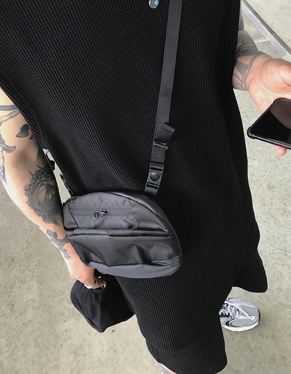 No.8082 open mini cross BAG
