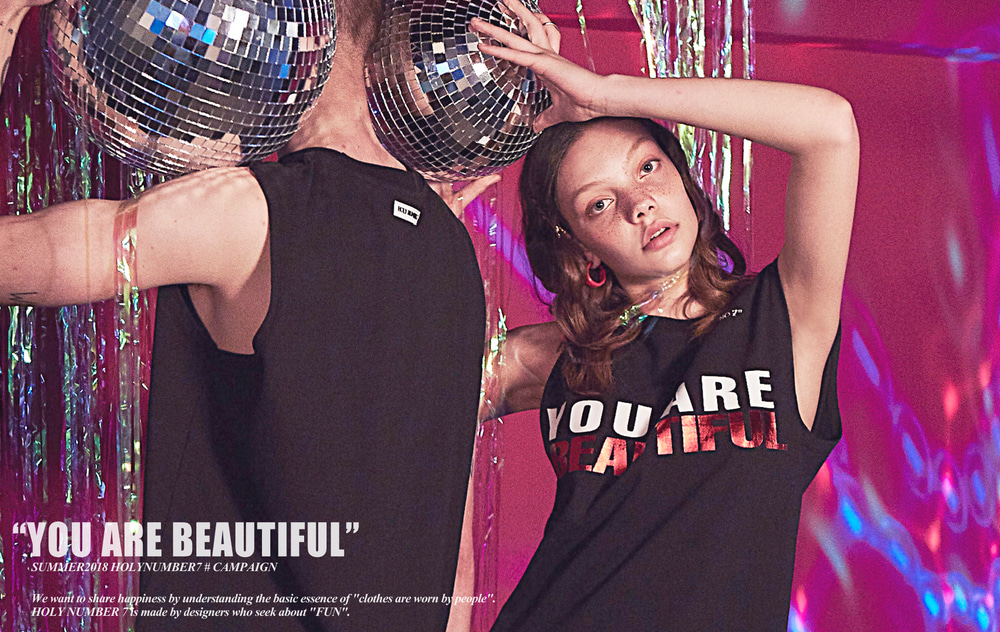 """""""YOU ARE BEAUTIFUL"""" CAMPAIGN"""