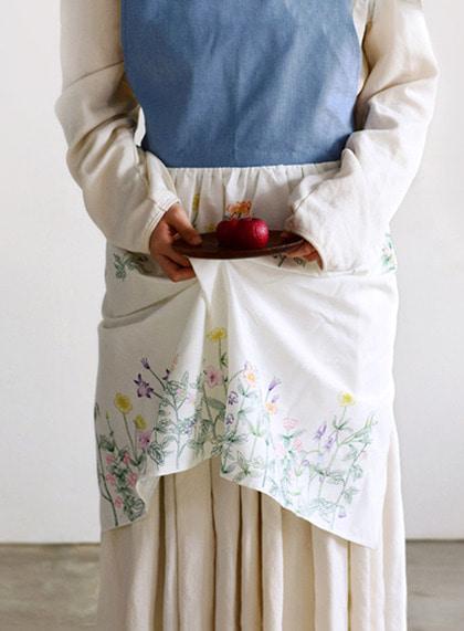 1컷/20수] 와일드플라워 컬러(155506)