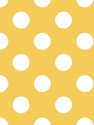 자체제작/대폭/옥스포드폴리/발수코팅]컬러인도트_노랑(161308)