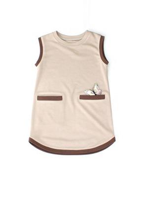 58-538 P208 - Vest (아동 조끼 도안) (163109)