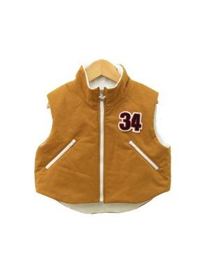 58-625 P217 - Vest (아동 조끼 도안) (163111)